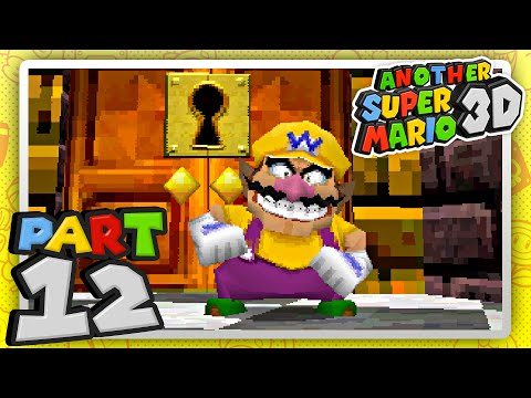 Another Super Mario 3D - Part 12 - Fatty McPatty Wario!