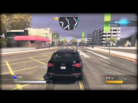 Audi Q7 Driver San Francisco 2011 Review Test Drive