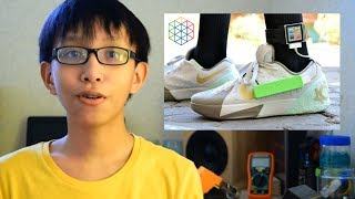 Generating Electricity By Walking - Google Science Fair 2014