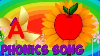 Phonics ABC Songs Collection for Children - Learn the Alphabet, Phonics Songs, Nursery Rhymes