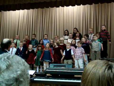 Hartnett Elementary School 2009 Christmas show