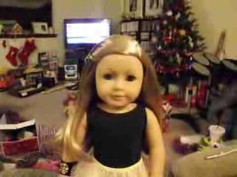 Stephenswodadancer's Review Of American Girl Of The Year 2014 Isabelle!