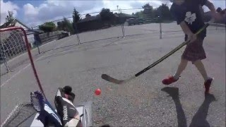 Ball Hocky vid 2