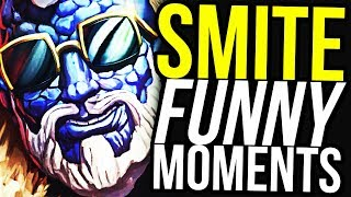 MATCHMAKING MAKES NO SENSE! - SMITE FUNNY MOMENTS