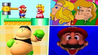 Evolution of Weird Nintendo Games (1986 - 2019)