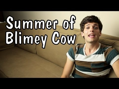 What's Updates: Summer of Blimey Cow Begins!