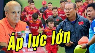 U23 Thái Lan thèm chiến thắng, Thầy Park chịu sức ép từ VFF