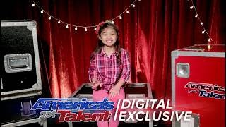 Singer Angelica Hale Talks About Her Exciting Performance On Agt America 39 S Got Talent 2017