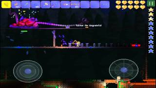 Terraria ios Como Invocar a Turkor The Ungrateful