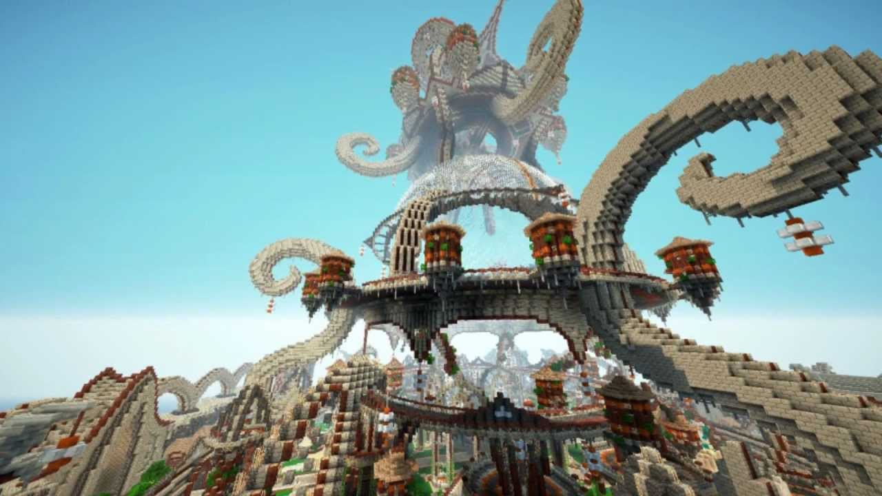 Minecraft Awesome Builds Standard Blocks