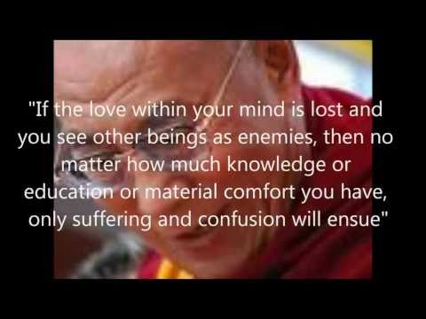 Dalai Lama On Correct Action And Chanting Nam Myoho.wmv video