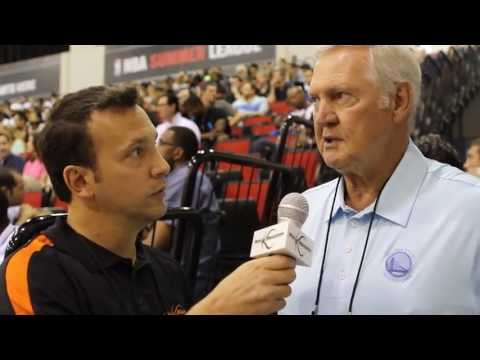 Jerry West On The State of the NBA