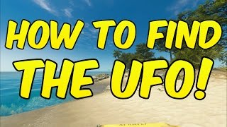 Stranded Deep Gameplay - HOW TO FIND THE UFO + UNDERWATER BLOODSTAINS!?! (HD 60FPS)