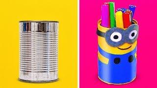 15 EASY CRAFT IDEAS FOR CHILDREN