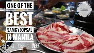 Best Korean Samgyeopsal (BBQ) in Manila - Samgyupsalamat