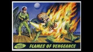 TOPPS 2012 MARS ATTACKS DELETED SCENES CARDS