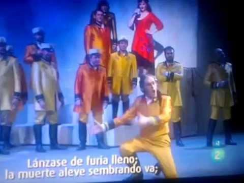 CARMEN-TEATRO LA ZARZUELA-MADRID-