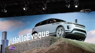 2020 Land Rover Range Rover Evoque: First Look — Cars.com
