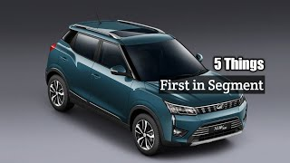 Mahindra XUV300 | 5 Special Things | First in Segment