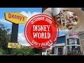 Breakfast at Denny's | Orlando Gift Shop | Disney World October 2018 | Jessica Ever After