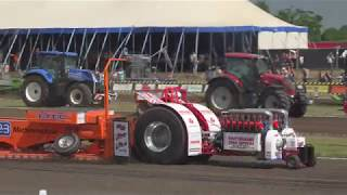 Heavy Modified Euro Cup @ Made NL 2017 Tractor Pulling by MrJo