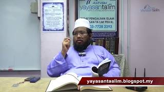 Yayasan Ta'lim: Jadilah Salafi Sejati [23-01-18]