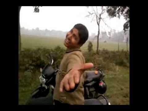 First Self-made Pahari Song-rola Hai Go Cha....(kumaoni) video