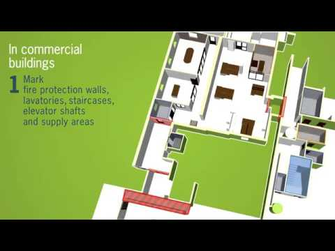 Part 4   EnOcean technology for intelligent and green buildings  Range planning