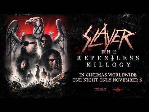 Download SLAYER - The Repentless Killogy In Theaters: November 6, 2019 Mp4 baru