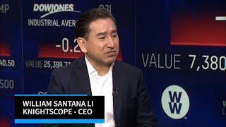 Knightscope | CEO William Santana Li | Innovators with Jane King