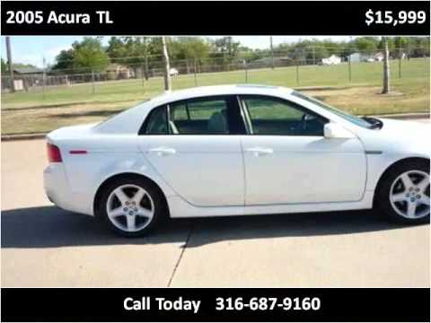 Acura Austin on Www Selectmotorswichita Com This 2005 Acura Tl Is Available From