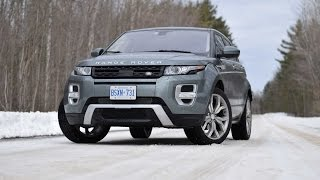 2015 Range Rover Evoque Autobiography: Video Test Drive