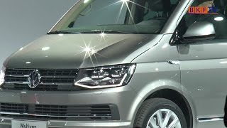 WELTPREMIERE - The new VW T6 presented in Amsterdam - BKF TV Reportage