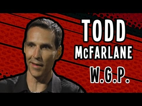 Todd McFarlane - With Great Power Extended Interview