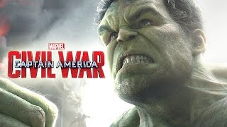 Mark Ruffalo Says Hulk Cut From Captain America: Civil War