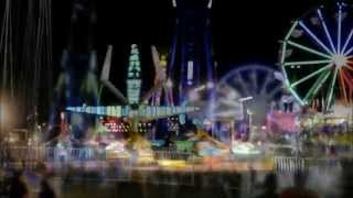 Wausau's Wisconsin Valley Fair Carnival (in 2 minutes)