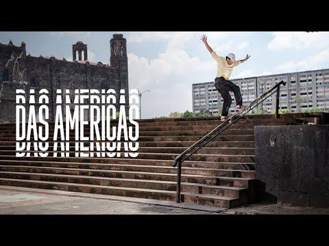 adidas Skateboarding Latin America presents /// DAS AMERICAS
