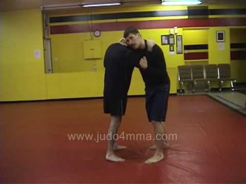 Judo for MMA - Sasae Tsurikomi Ashi Image 1