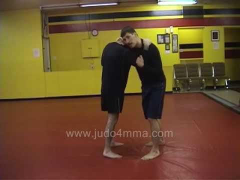 Judo for MMA - Sasae Tsurikomi Ashi Image 1