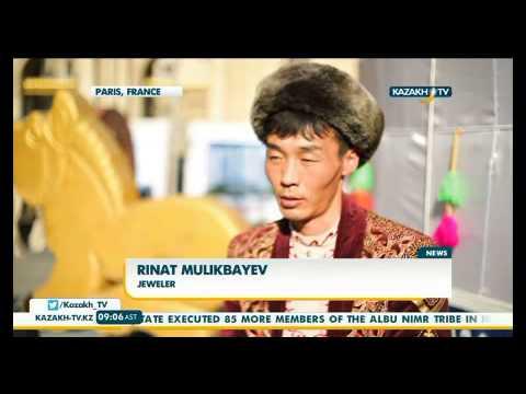 Paris hosts Astana culture days
