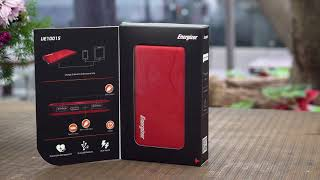 Trên tay Energizer RED Edition