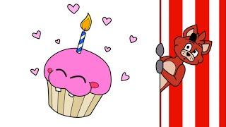 Minecraft Fnaf 1: Cupcakes Secret Crush (Minecraft Roleplay)