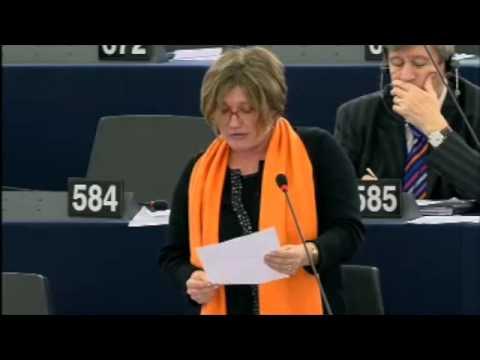 Felszólalás az európai demokráciáról és alapvető jogokról szóló vitában