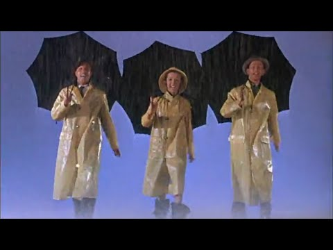 Kitty Hollywood Reviews Singin' In The Rain