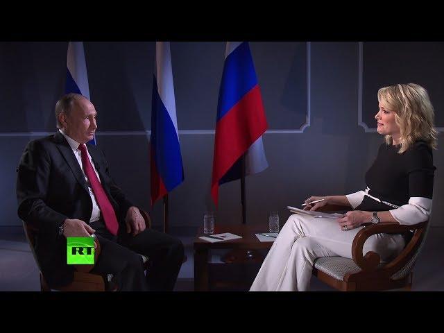На голом месте сделали сенсацию  Путин о русских хакерах, Трампе и вмешательстве в выборы США