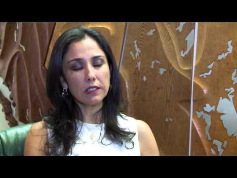 Declaraciones de la Primera Dama de Perú, Nadine Heredia, en la CIN2.