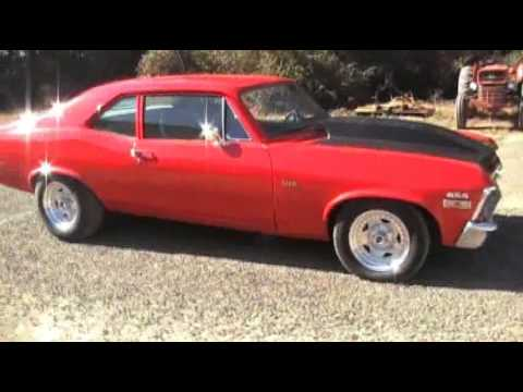 1971 Chevy Nova SS 468 Big Block