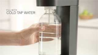 How To Use The SodaStream Genesis Drinks Maker