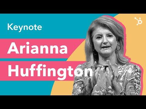 INBOUND 2013 - Arianna Huffington Keynote