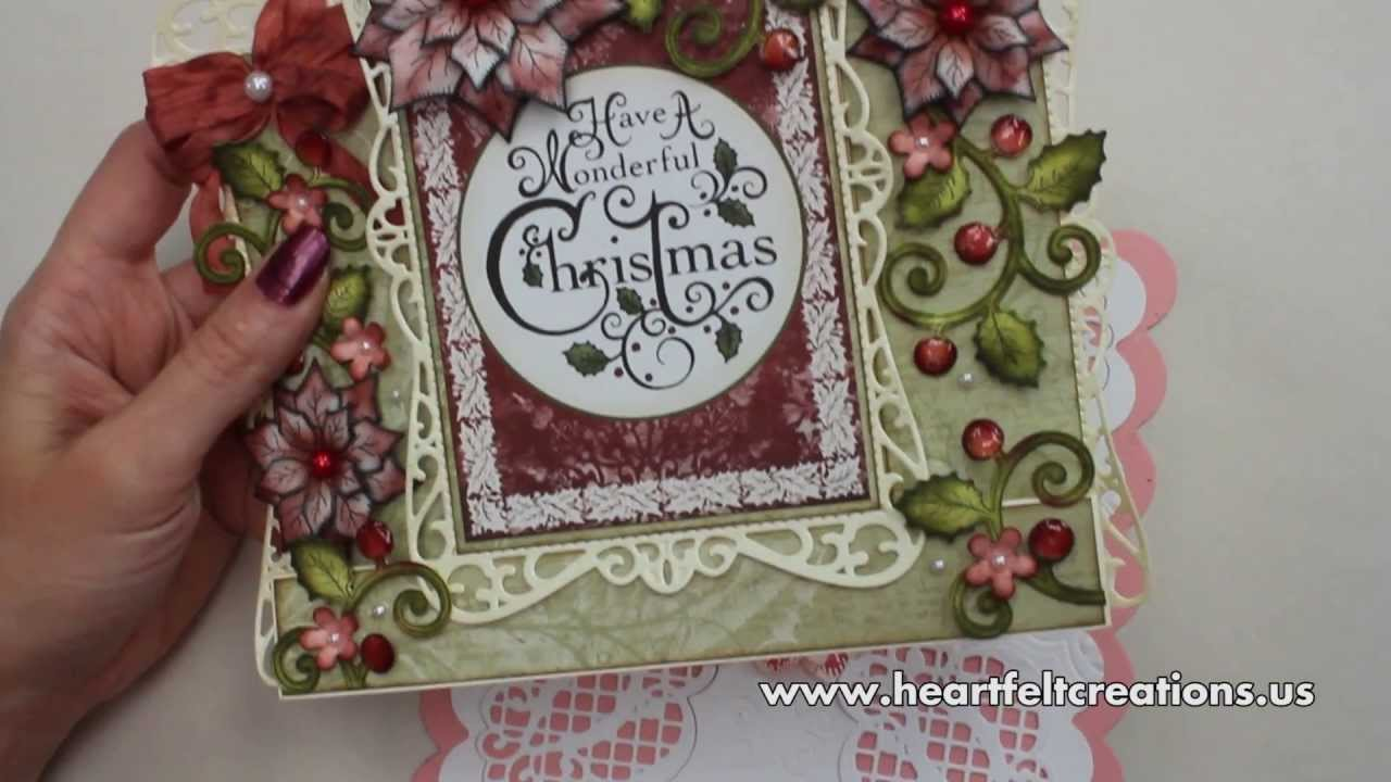 how to make creative christmas cards